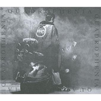 Quadrophenia est en 2ème place de notre top des meilleurs albums de The Who