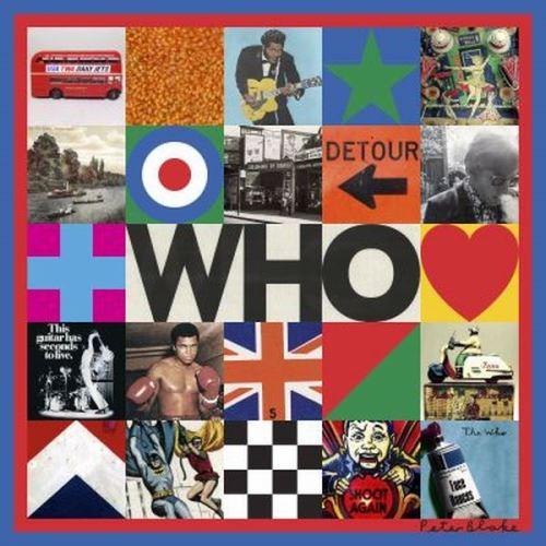 En dernière place de notre classement des meilleurs albums de The Who