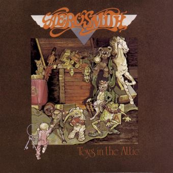 LE meilleur album d'Aerosmith
