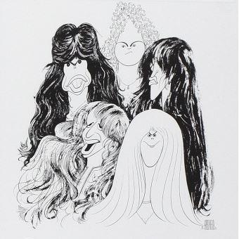 En dernière place de notre top 10 des meilleurs albums d'Aerosmith