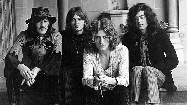 Découvrez notre top 20 des meilleures chansons de Led Zeppelin