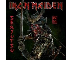 Découvrez notre chronique sur le nouvel album d'Iron Maiden - Senjutsu