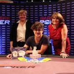 Julien Montois, vainqueur Barrière Poker Tour