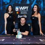 Llani Albano remporte la somme de 60.000€ au Word Poker Tour