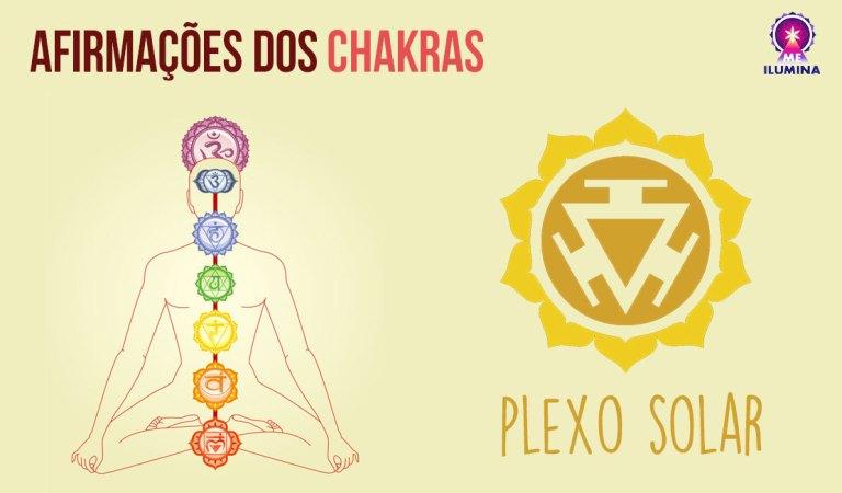 Afirmações Positivas para o Chakra Umbilical