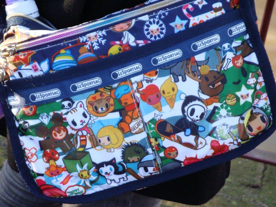 I love my friends bag.... its so pretty..... so very pretty....