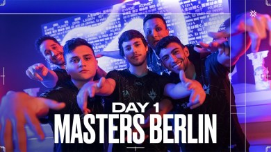 WELCOME TO MASTERS BERLIN   Day 1 Tease - VALORANT Masters Berlin