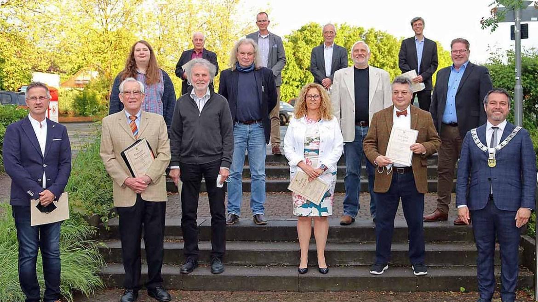 Ehrenamt: Der neue Gelnhäuser Magistrat steht fest