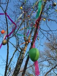 Mein Ickern Ostereierbaum