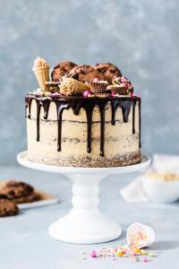 Peanutbutter-Schoko-Torte