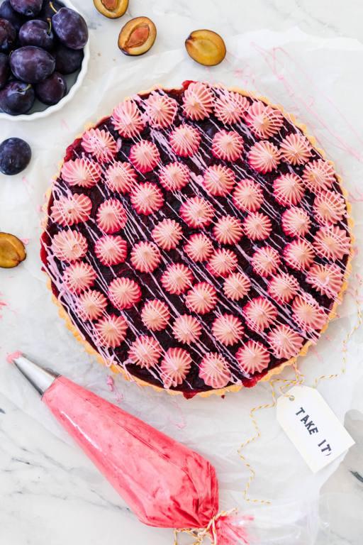 Zwetschgenkuchen-mit-Baiser