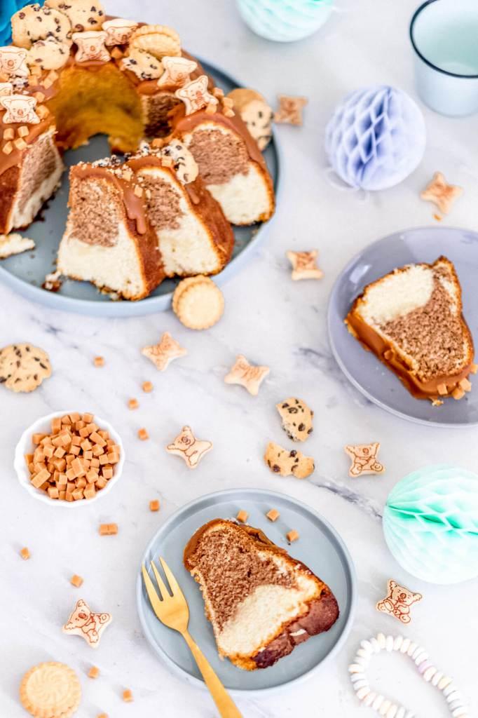 Marmorkuchen-mit-Karamell