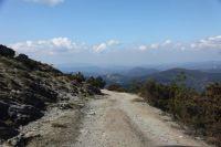 Im Gennargentu Gebirge