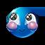 {blue}:blushed: