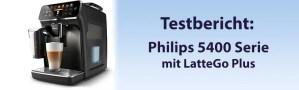 Kaffeevollautomat Philips 5400 Serie