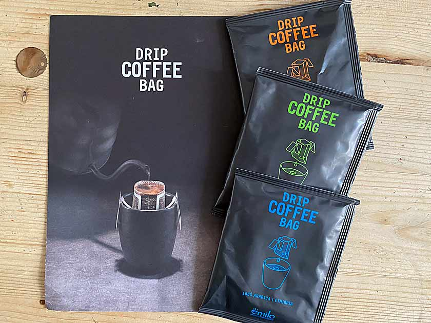 Drip Coffee Bag