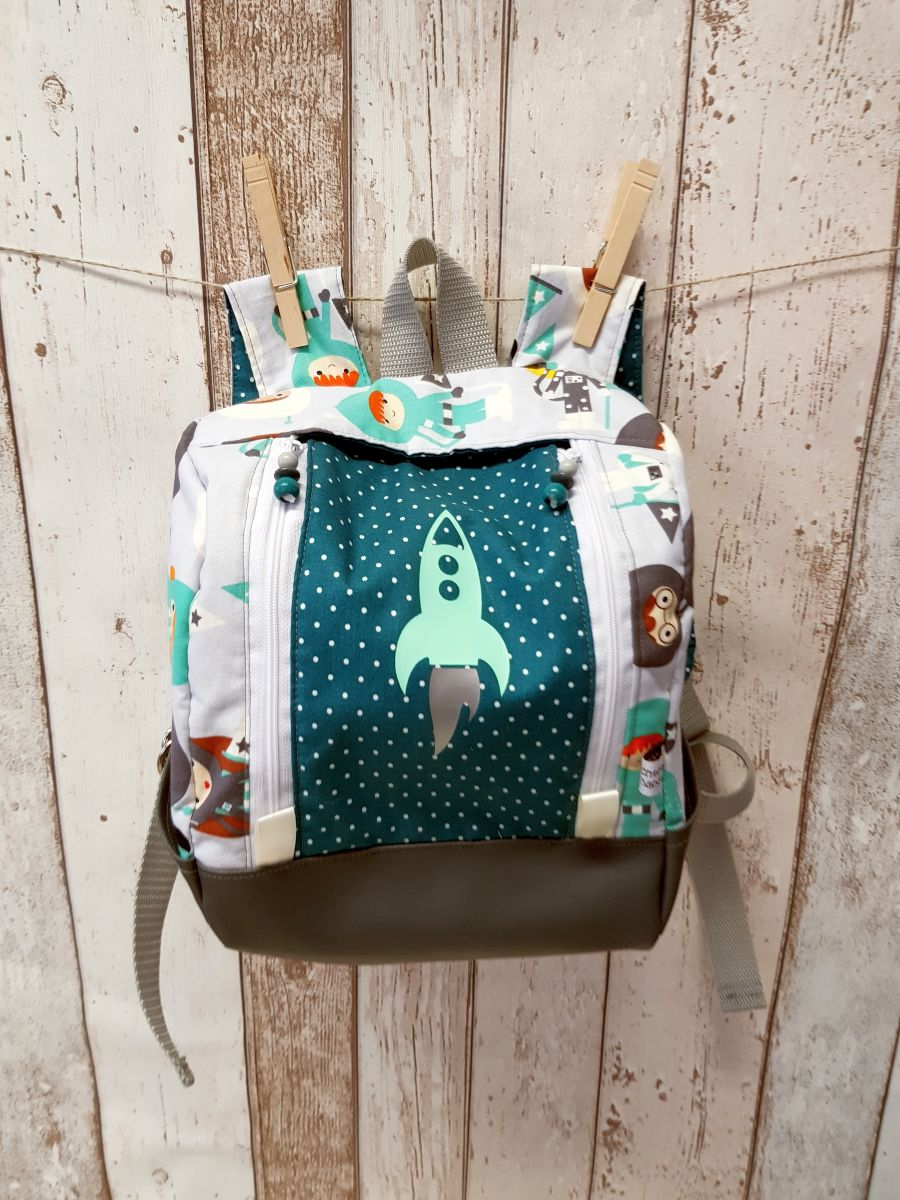 Kinderrucksack Kombination 6