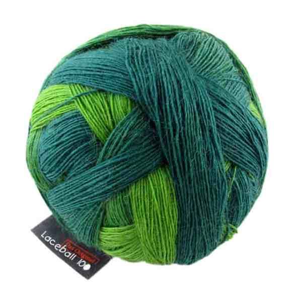 Schoppel Laceball 100 2168 Evergreen