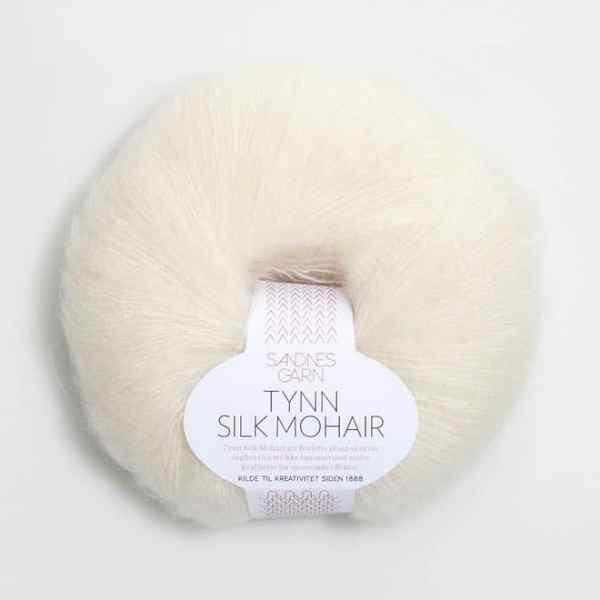 Tynn Silk Mohair 1012