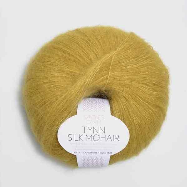 Tynn Silk Mohair 2024