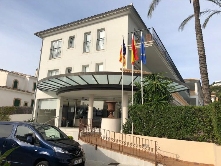 Hotel La Pérgola - Eingangsbereich