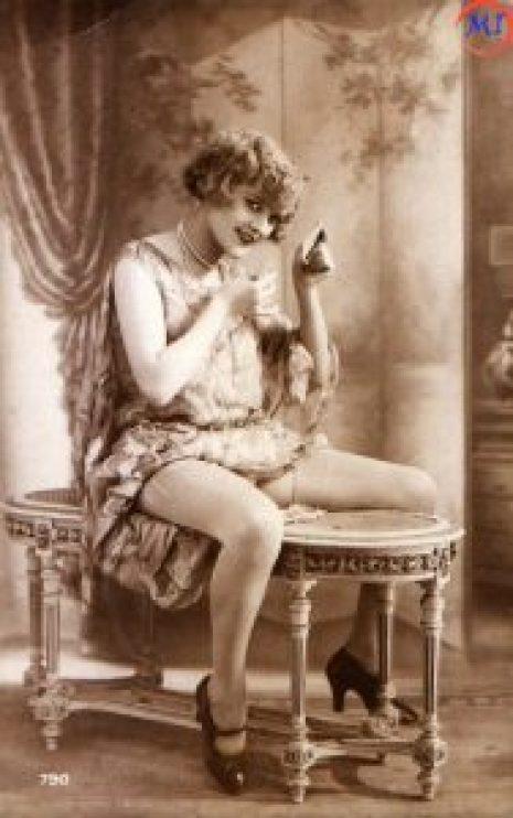 женская красота 19 века