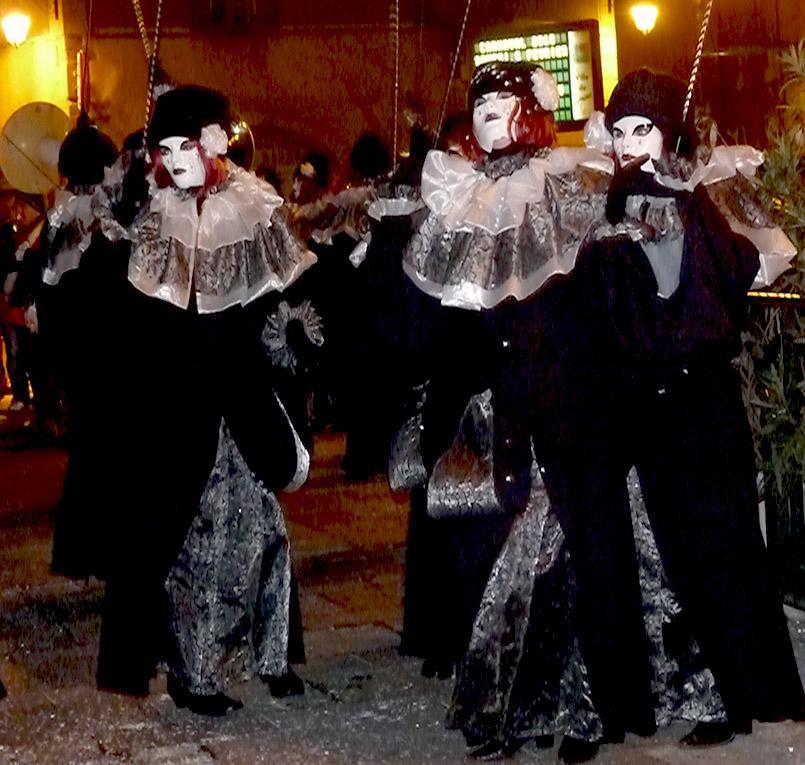 Welterbe: der Karneval von Limoux