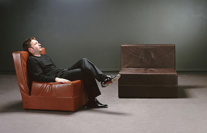 Martin Szekely entwarf 2005 Domo für Domeau et Peres