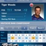 PGA Tour App – Spielerinfo