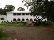 Das ist das Gästehaus in Jeypore, das am Anfang und für die letzten drei Monate mein Zuhause war.