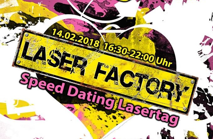 Lasertag Factory Speed dating mein lasertag