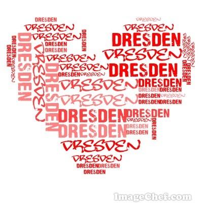 Ein Herz für Dresden