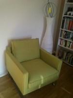 neuer Sessel!