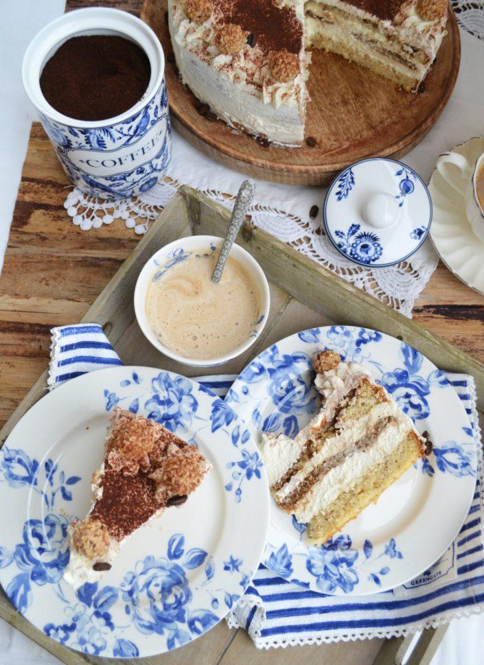 Solo con Giotto! Tiramisu-Torte