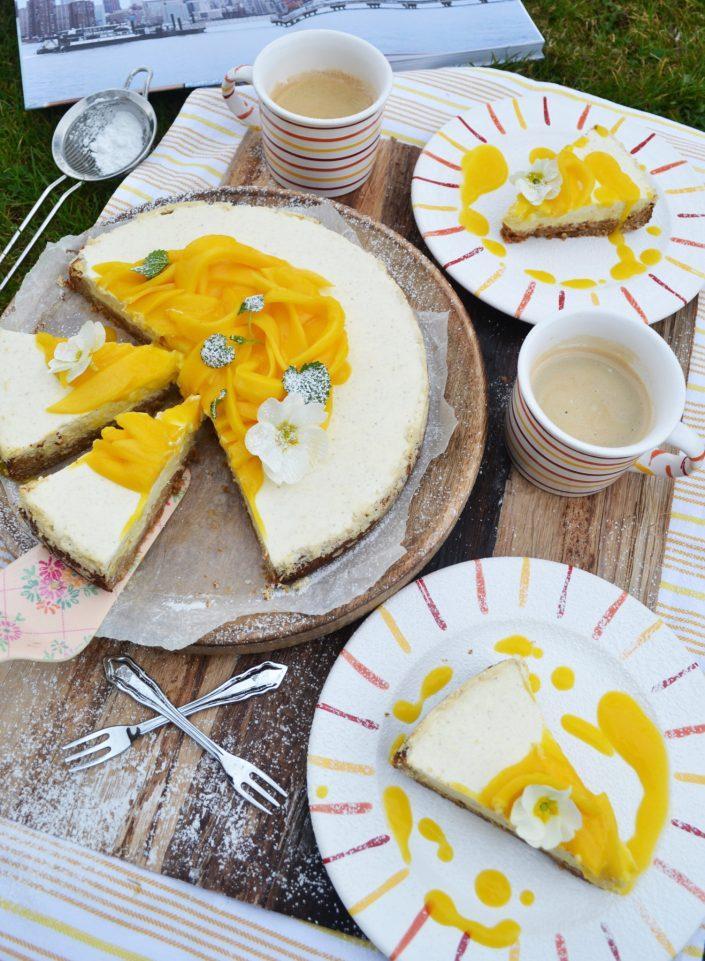 Barcomis Liebling! New York Cheesecake