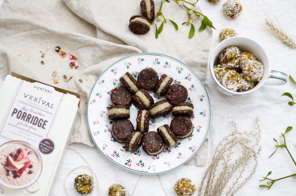 gesunde plätzchen rezepte weihnachten