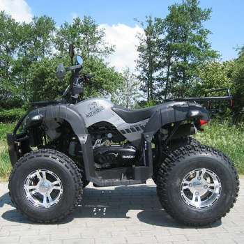 ATV Quad Shineray 200 ccm