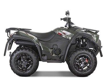 ATV KYMCO MXU 700