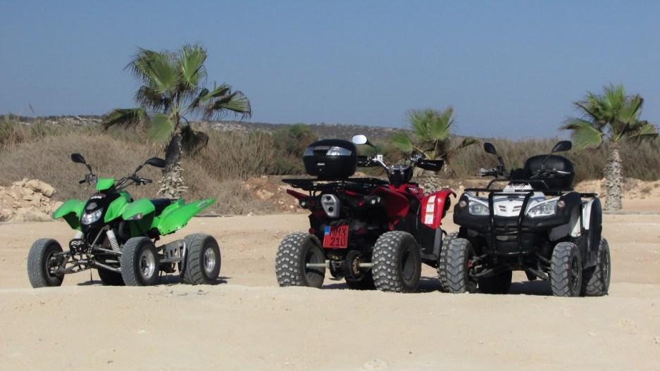 Quad ATV Tour in Andalusien