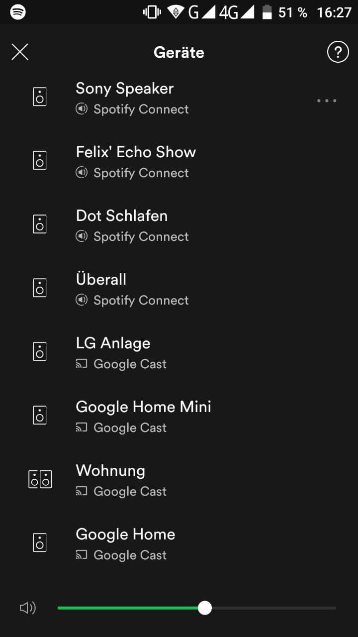 Echo Spotify Connect