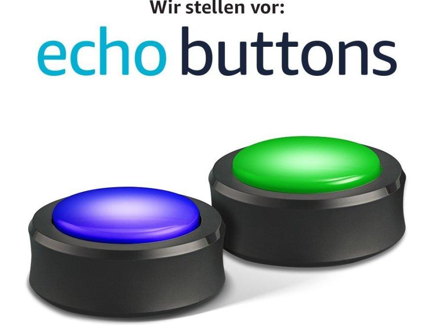 Echo Buttons Deutschland