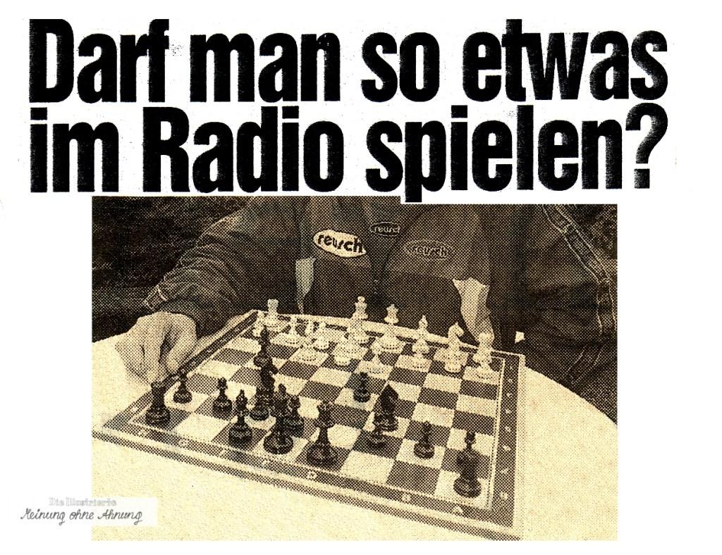 Darf man so etwas im Radio spielen 2016 Meinungohneahnung