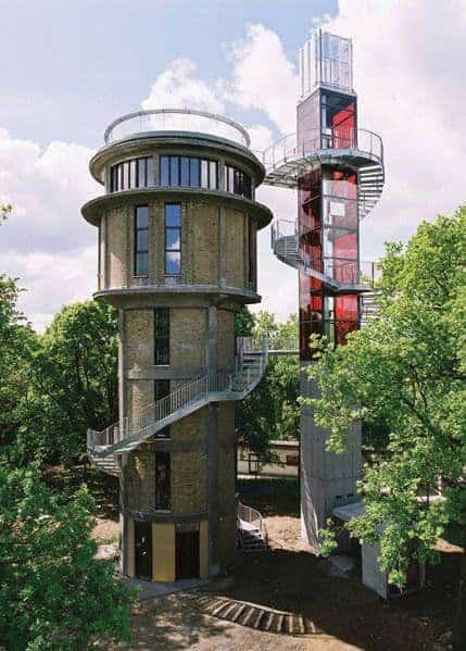 Joachimsthal Biorama Aussichtsturm