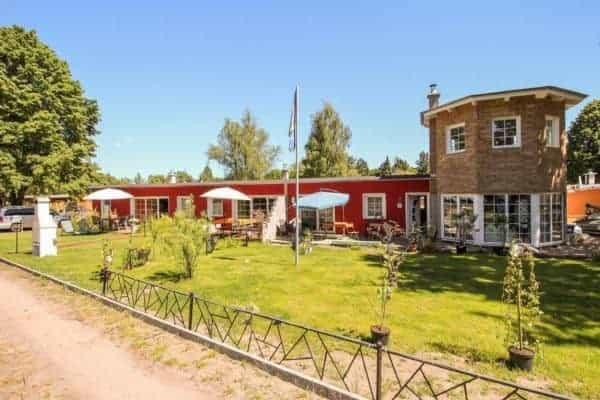 Ferienhaus in Joachimsthal am Grimnitzsee bis 5 Personen