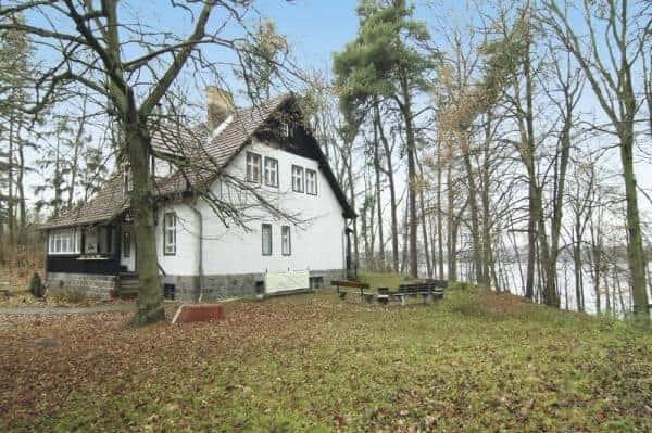 XXL Ferienhaus am Werbellinsee für 12 Personen