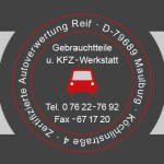 auto-reif-werkstatt-kfz-logo