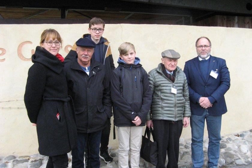 Erinnerung an die Deportation aus Lörrach - meinWiesental.de / Kommunales
