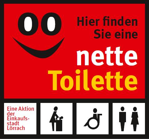 """Seit sieben Jahren gibt es in der Lörracher Innenstadt """"Nette Toiletten"""""""
