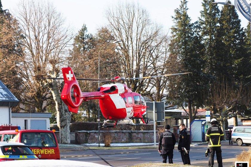 Notfall mit Todesfolge heute Vormittag in Schopfheim.
