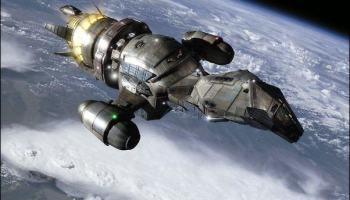 Dragon 2 se parecerá com uma nave alienígena